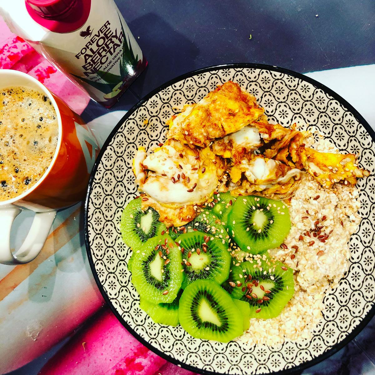 5 idées de petits déjeuners sains d'hiver